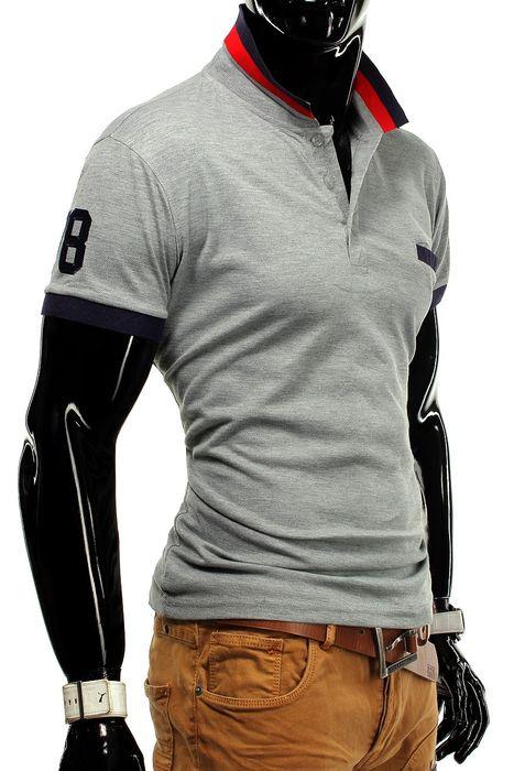Herren Poloshirt FIGO ID1254 – Bild 3