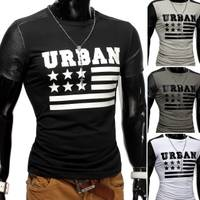 T-Shirt Urban National Flag H1267