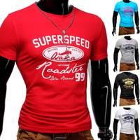 T-Shirt Body-Fit Superspeed Stretch H1271