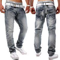 Jeans Grey Trace grau H1274 001
