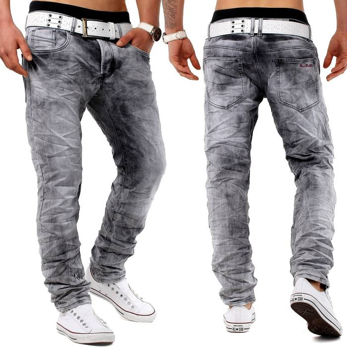 JOGGDenim Stretch Jeans Legend ID1282 Slim Fit (Gerades Bein)