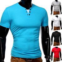 Herren T-Shirt Body-Fit basic ID1286