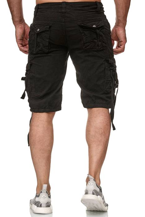 Herren Adventure Vintage Trousers Kurze Trekking Pants H1291 – Bild 14