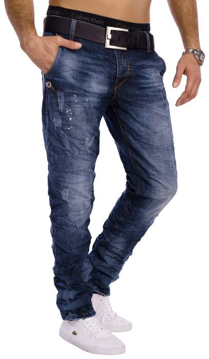Herren Vintage Jeans Perth ID1324 Regular Fit  – Bild 5