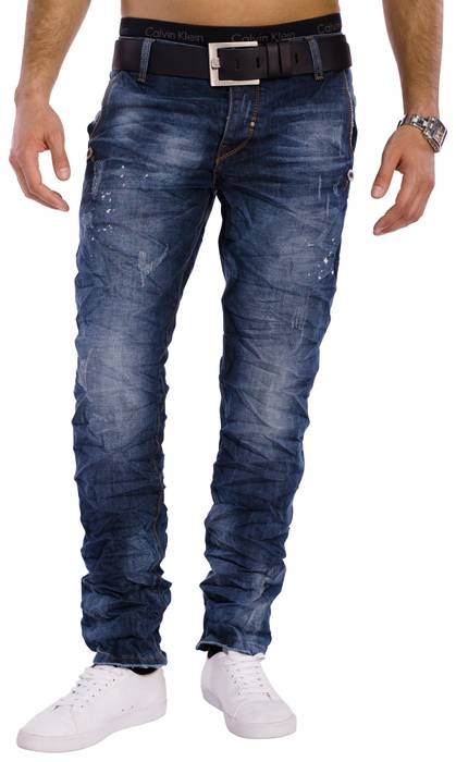 Herren Vintage Jeans Perth ID1324 Regular Fit  – Bild 3
