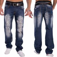 Herren Destroyed Jeans Danbury ID1327 Regular Fit