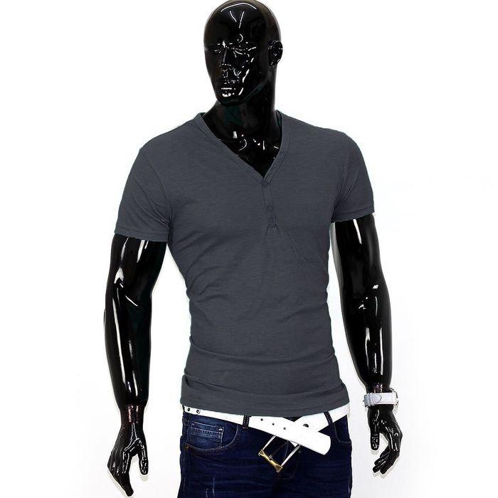 Herren T-Shirt Basic Saints ID1353   – Bild 4