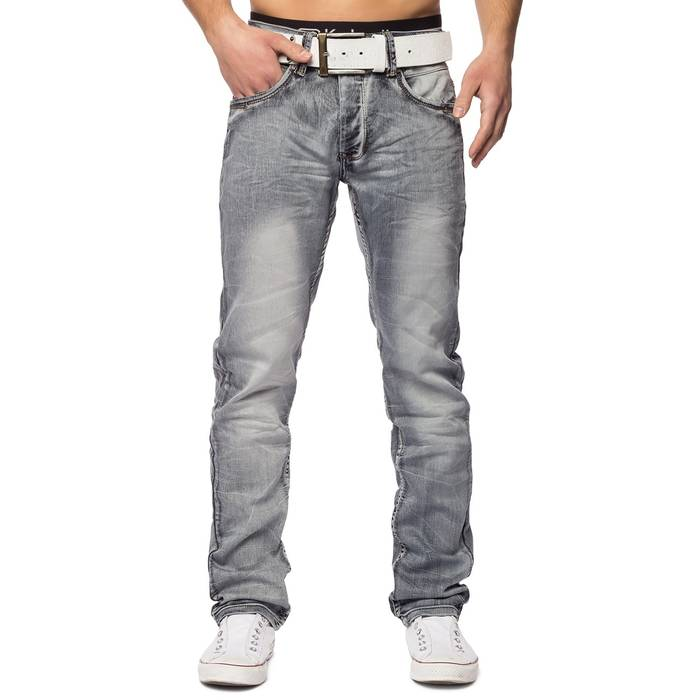 Herren Vintage Jeans Avior ID1403 Regular Fit – Bild 3