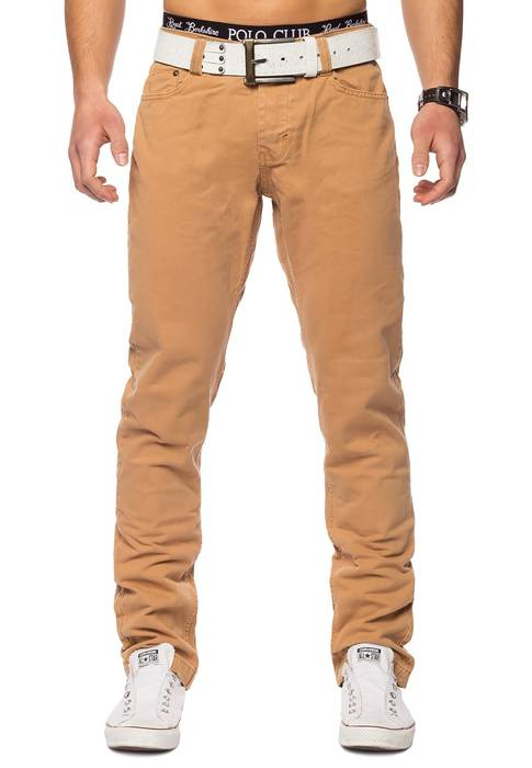 Herren Chino Elyas ID1421 low crotch – Bild 2