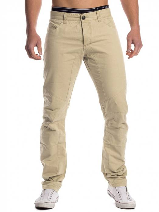 Herren Chino Stoffhose Denton ID1451 Five Pocket Slim – Bild 8
