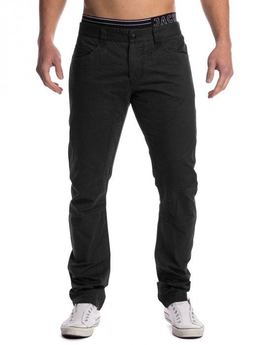 Herren Stoff Hose Chino Jeans Tapered Leg H1451 – Bild 11