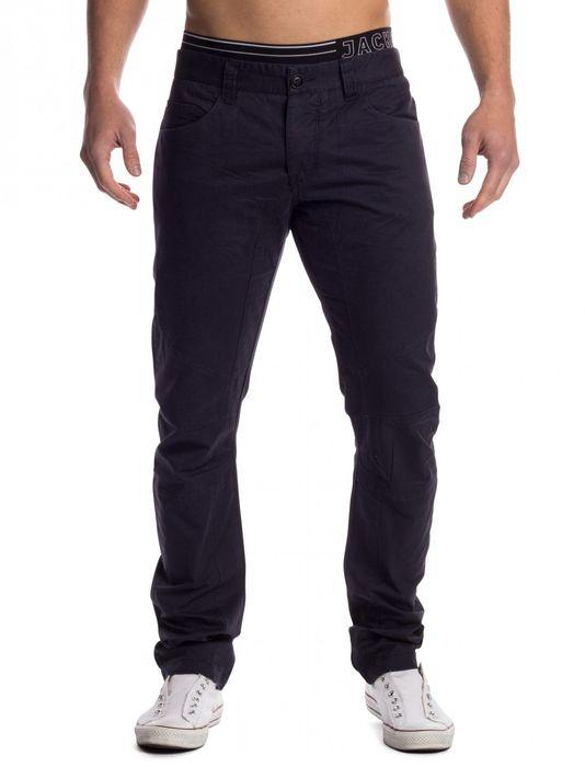 Herren Stoff Hose Chino Jeans Tapered Leg H1451 – Bild 2