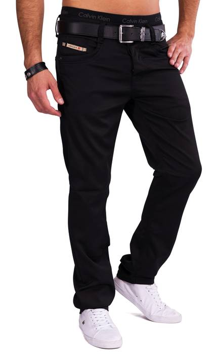 Herren Five-Pocket Stoffhose GERARD H1565 Straight Leg – Bild 2