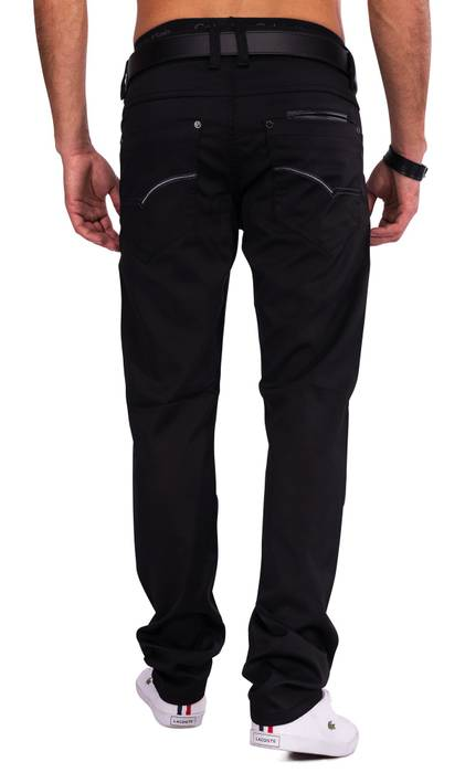 Herren Five-Pocket Stoffhose GERARD H1565 Straight Leg – Bild 3