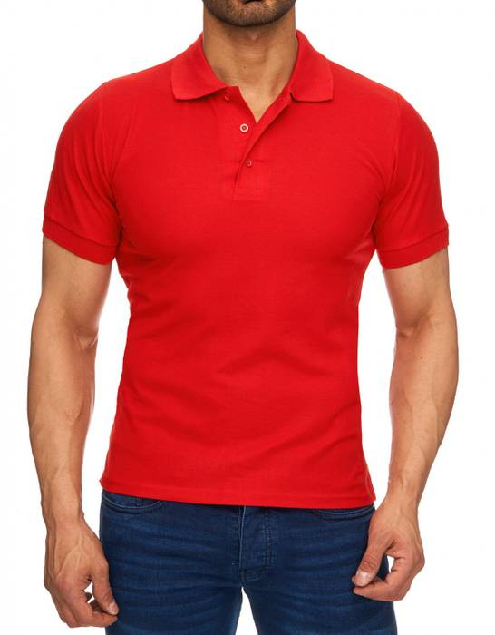 Herren Polo-Shirt | (Regular Fit) Basic Kurzarm Polo Shirt, einfarbiges T-Shirt, elegantes Sweatshirt mit Kragen, Casual | H1719 in Markenqualität – Bild 13