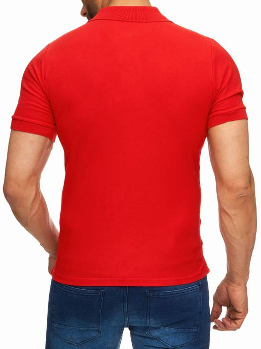 Herren Polo-Shirt | (Regular Fit) Basic Kurzarm Polo Shirt, einfarbiges T-Shirt, elegantes Sweatshirt mit Kragen, Casual | H1719 in Markenqualität – Bild 15
