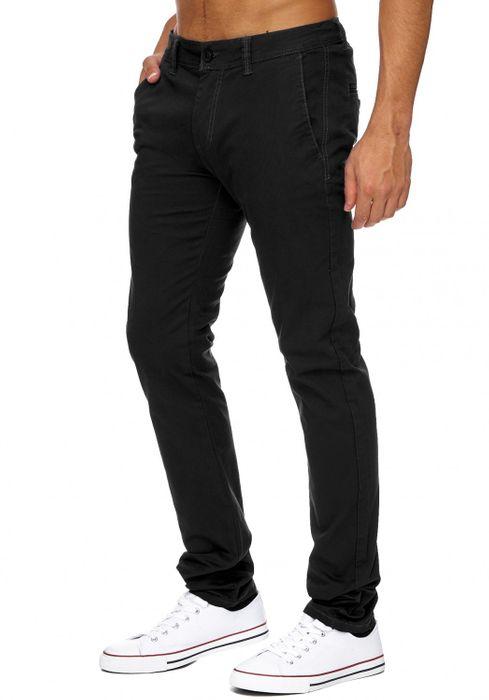 Herren Chino-Hose | (Slim Fit) leichte Sommerhose Chino Jeans aus Stretch Material mit geradem Bein (Straight Leg) | H1736 in Markenqualität – Bild 17