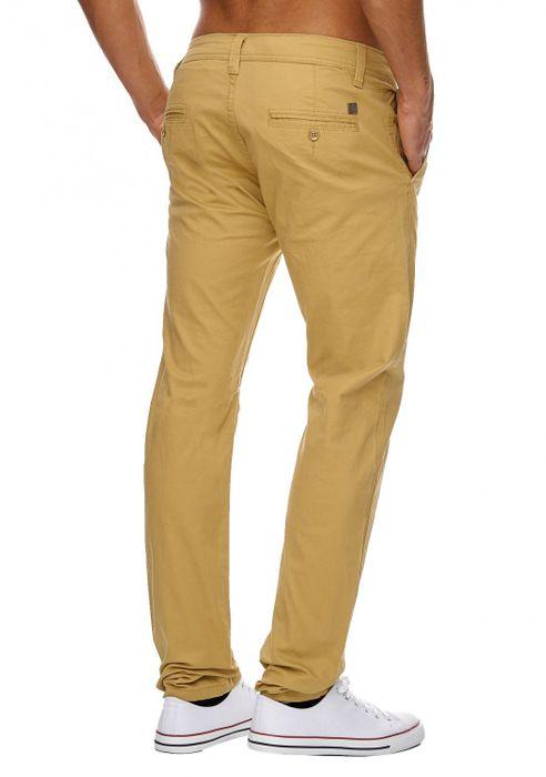 Herren Chino-Hose | (Slim Fit) leichte Sommerhose Chino Jeans aus Stretch Material mit geradem Bein (Straight Leg) | H1736 in Markenqualität – Bild 15