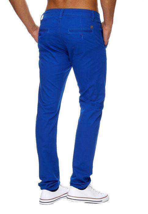 Herren Chino-Hose | (Slim Fit) leichte Sommerhose Chino Jeans aus Stretch Material mit geradem Bein (Straight Leg) | H1736 in Markenqualität – Bild 10