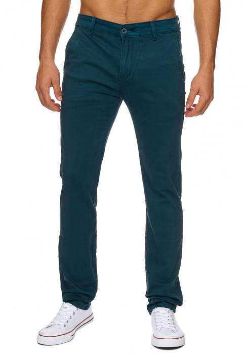 Herren Chino Hose Straight Cut LOCHA