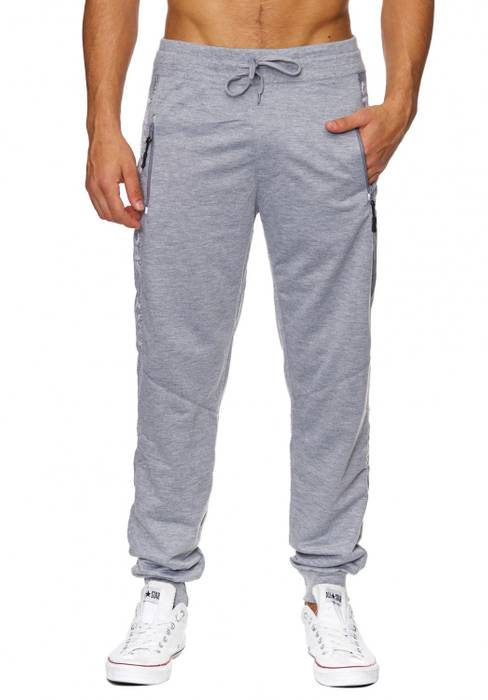 Herren Jogging-Hose | (Comfort Fit/Loose Fit) Sweat Pant für Freizeit, Sport, Training, GYM | H1821 in Markenqualität – Bild 5