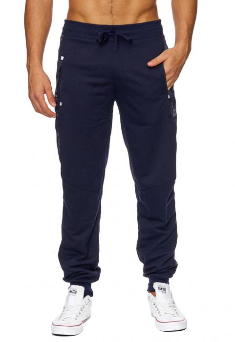 Herren Jogging-Hose | (Comfort Fit/Loose Fit) Sweat Pant für Freizeit, Sport, Training, GYM | H1821 in Markenqualität – Bild 2