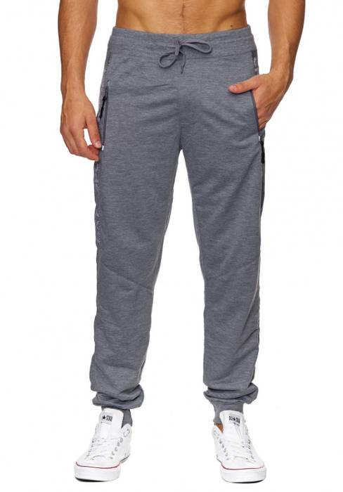 Herren Jogging-Hose | (Comfort Fit/Loose Fit) Sweat Pant für Freizeit, Sport, Training, GYM | H1821 in Markenqualität – Bild 8