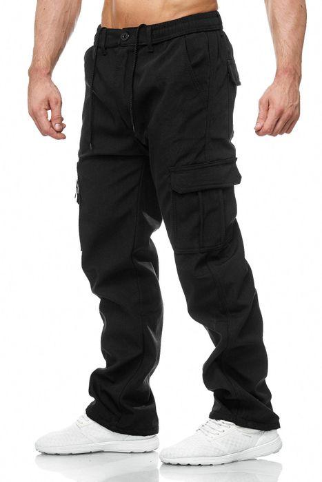 Herren Cargo Hose Arbeitshose Gefüttert Workwear H2000 – Bild 8