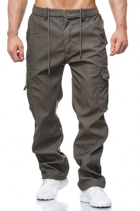 Herren Cargo Hose Arbeitshose Gefüttert Workwear H2000 – Bild 16