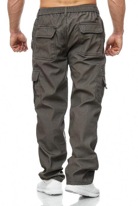 Herren Cargo Hose Arbeitshose Gefüttert Workwear H2000 – Bild 18