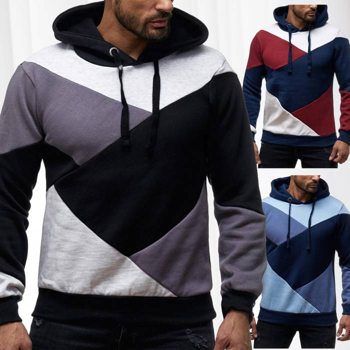 Herren Kapuzen Sweater NEO