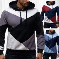 Sky Rebel Herren Hoodie Kapuzen Pullover Shirt Sweater Muster H2147 001