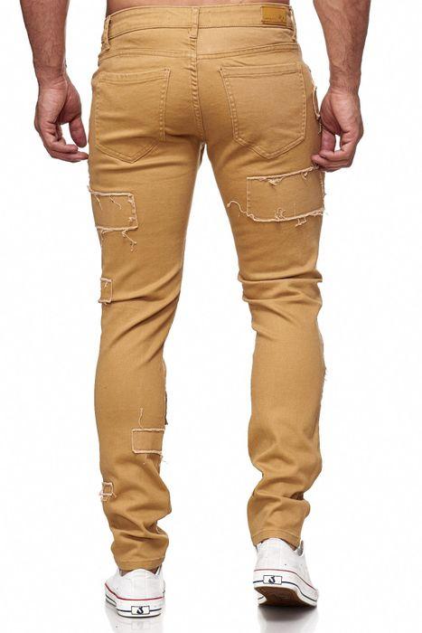 Herren Jeans Ripped Destroyed Denim Hose H2150 – Bild 7