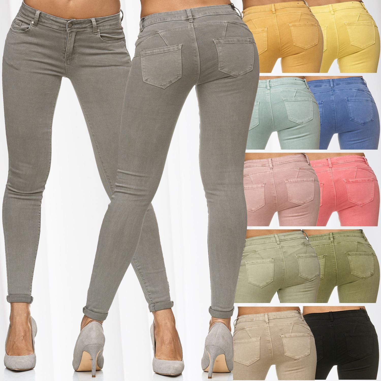 Carters 5-Pocket Stretch Skinny Pants Mint Green