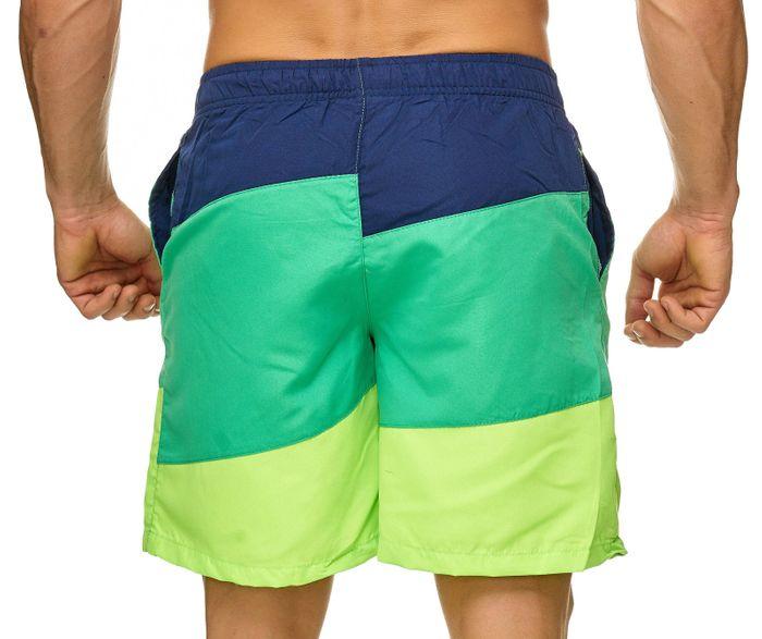 Topway Herren Badehose Bunte Bermuda Shorts Kurze Schwimmhose H2302 – Bild 13