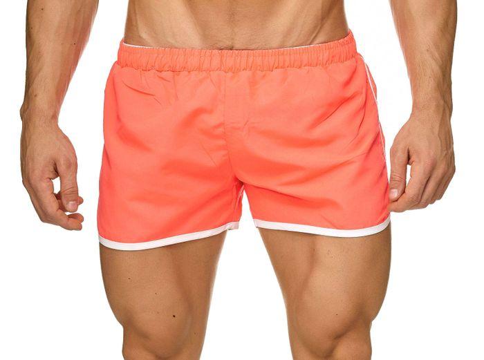 Topway Herren Badehose Kurze Bermuda Shorts Bunte Schwimmhose H2309 – Bild 5