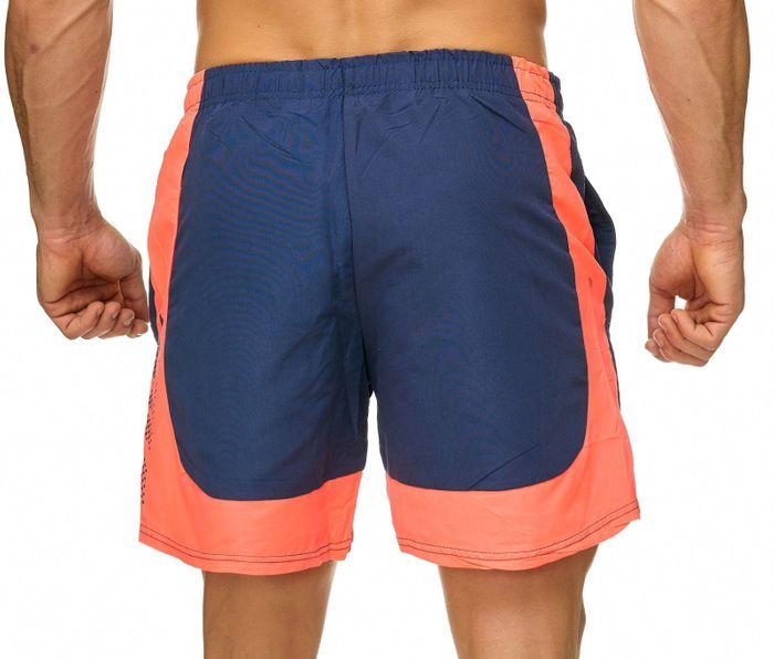 Topway Herren Badehose Kurze Bermuda Shorts Bunte Schwimmhose H2316 – Bild 10