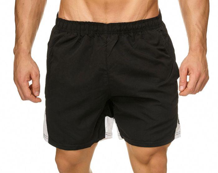 Topway Herren Badehose Kurze Bermuda Shorts Bunte Schwimmhose H2316 – Bild 2