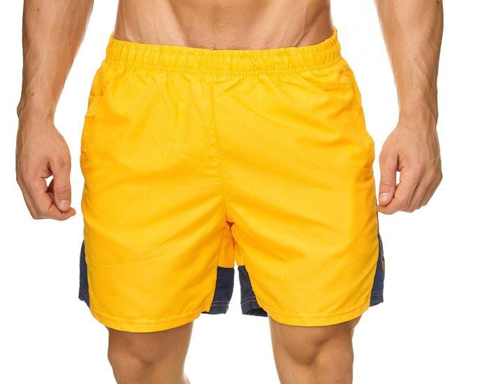 Topway Herren Badehose Kurze Bermuda Shorts Bunte Schwimmhose H2316 – Bild 11