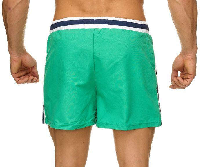 Topway Herren Badehose Bunte Bermuda Shorts Kurze Schwimmhose H2318 – Bild 4