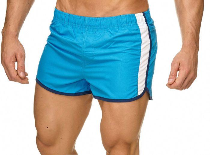 Topway Herren Badehose Bunte Bermuda Shorts Kurze Schwimmhose H2320 – Bild 3