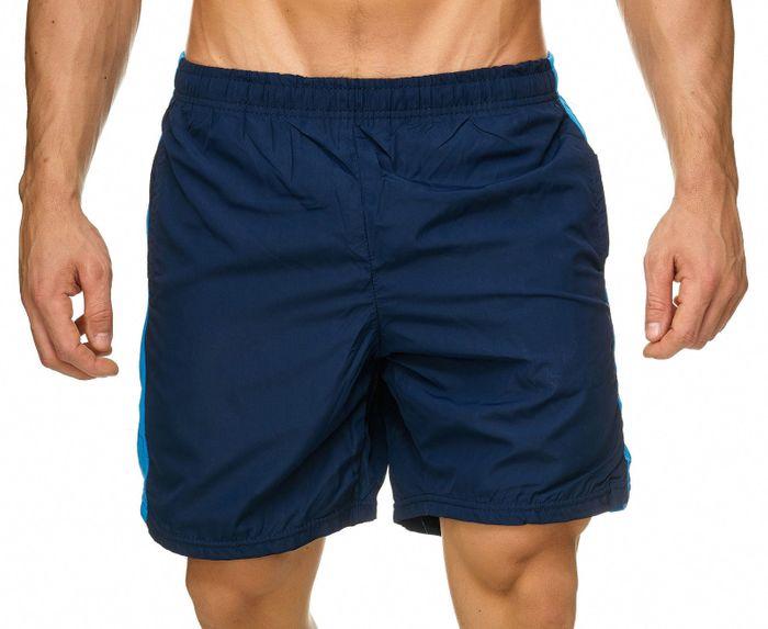 Topway Herren Badehose Bunte Bermuda Shorts Kurze Schwimmhose H2324 – Bild 2