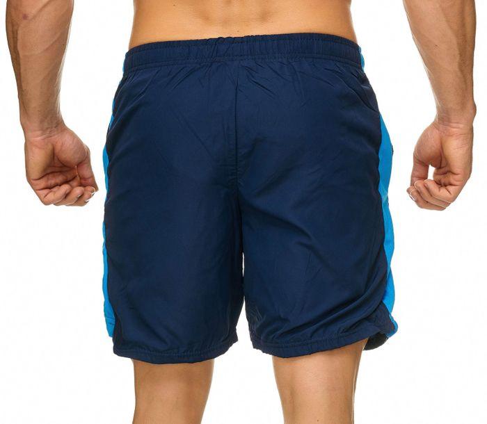 Topway Herren Badehose Bunte Bermuda Shorts Kurze Schwimmhose H2324 – Bild 4