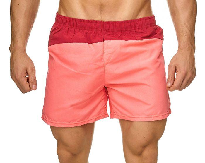 Topway Herren Badehose Kurze Bermuda Shorts Schwimmhose H2326 – Bild 5