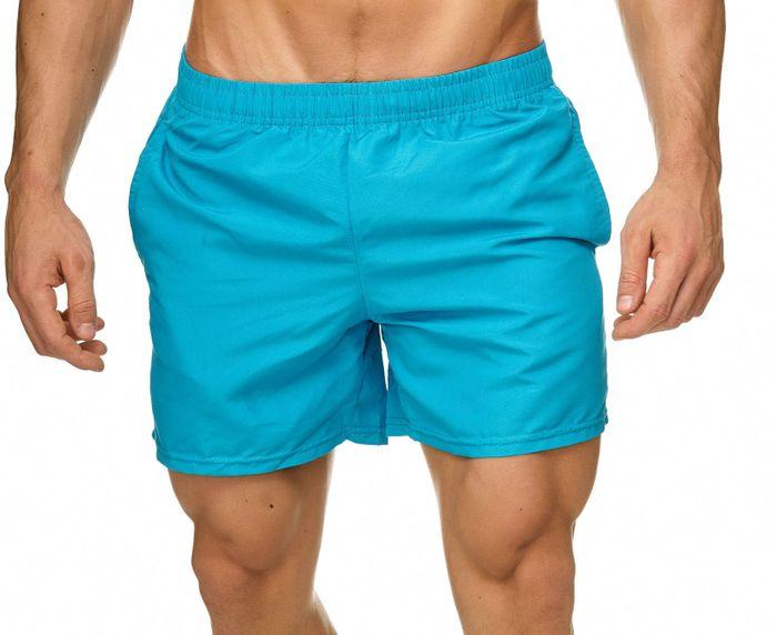 Topway Herren Badehose Bermuda Shorts Kurze Schwimmhose H2329 – Bild 2