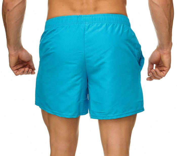 Topway Herren Badehose Bermuda Shorts Kurze Schwimmhose H2329 – Bild 4