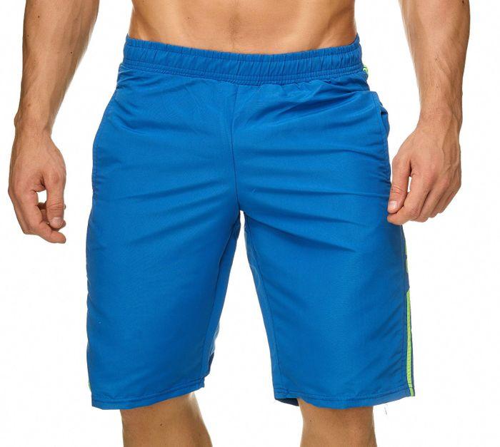 Topway Herren Badehose Bermuda Shorts Kurze Schwimmhose Bunt H2330 – Bild 2