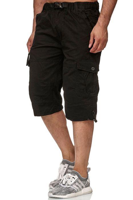 Gaok & Congs Herren Cargo Shorts Kurze Chino Bermuda Hose H2356 – Bild 15
