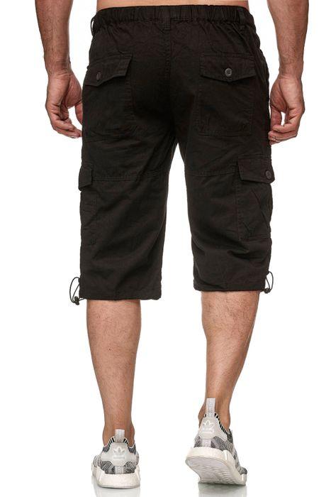 Gaok & Congs Herren Cargo Shorts Kurze Chino Bermuda Hose H2356 – Bild 16
