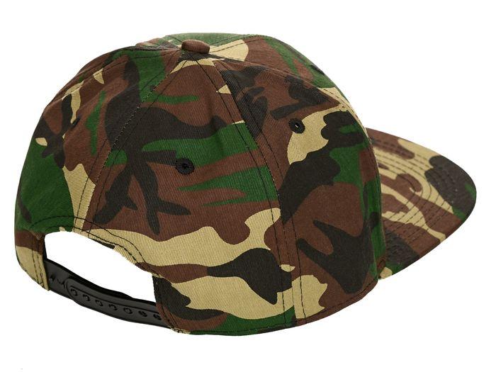 Egomaxx Herren Mütze Snapback Cap Baseball Kappe Hip Hop H2357 – Bild 10